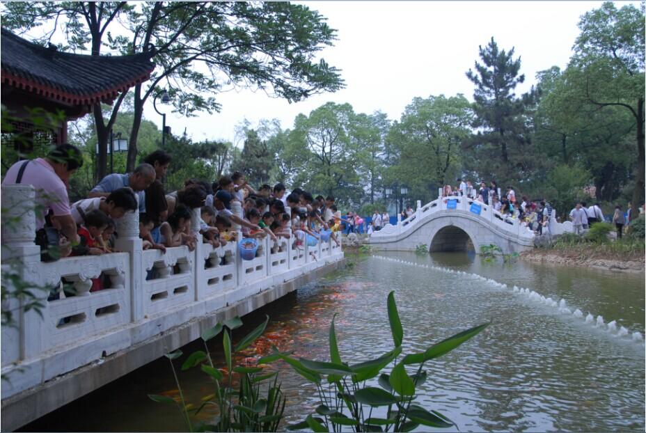 生态园林-武汉动物园